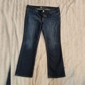 Women's bootcut jean